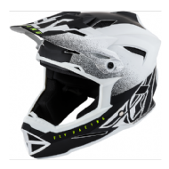 Fly 2019 Bike Default Helmet (Dither Matte White/Black)